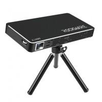 ROCKWARE RW-800S Mini DLP Wireless Android 7.1 Portable 720P Projector