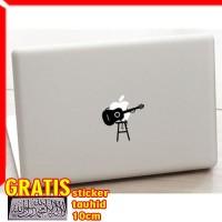 Decal Sticker classic guitar Macbook Pro & Air