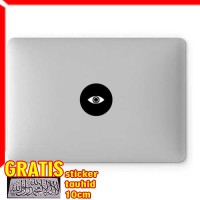 Decal Sticker Illuminati Macbook Pro & Air