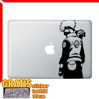 Decal Sticker Kakashi Naruto Macbook Pro And Air