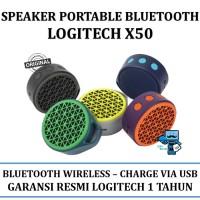 Speaker Bluetooth Wireless Logitech X50