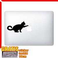 Tokomonster Decal Sticker Cat Macbook Pro & Air