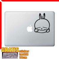Decal Sticker Mashimaro 06 Macbook Pro and Air