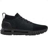 Sepatu Lari Under Armour HOVR Lace Up Mid PRM Black 3020881001