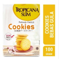 Tropicana Slim Hokkaido Cheese Cookies (5 Sch) - Sugar FREE