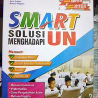 SMART Buku Ujian Sekolah Untuk SMP/ MTs 2019 - 2020