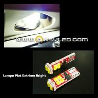 Lampu LED Plat Nomor Mobil Extrime CREE 3030 Ertiga Xpander Ignis