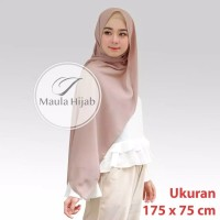 PASHMINA SABYAN 175 CM Maula Hijab Kerudung Jilbab