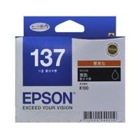 Tinta EPSON 137 Black ORIGINAL