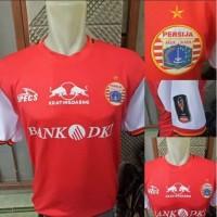 Jersey Baju Bola Persija Jakarta Home Piala Presiden 2019 Grade Ori