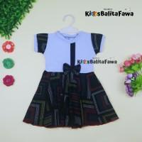 Dress Pita Bayi 3- 12 Bulan / Baby Anak Perempuan Lengan Murah Pesta