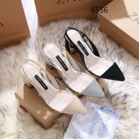 Sepatu Wanita Hak Chunky Mika HT75