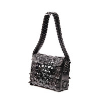 Byo Mailbox Bag in Black
