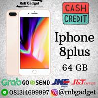 iphone 8 plus 64gb ori garansi 1 tahun inter active cash dan kredit