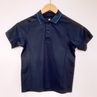 Kaos Berkerah Polo Biru Navy Anak Laki