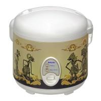Miyako MCM-508 Wayang Rice Cooker - Magic Com / Penanak Nasi 1,8 Liter