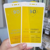 Tempered Glass Xiaomi Redmi Note 4x Note 4 Snapdragon Full Lem 9D - SC