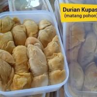 Durian Kupas Ucok Medan - Durian Manis Jakarta