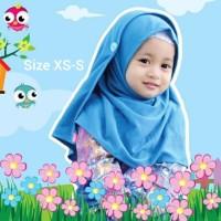 Pashmina Instan Pastan XS-S Hijab Jilbab Kerudung Anak Hulya by Hilzea