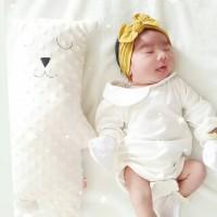Baby headband - little bow.