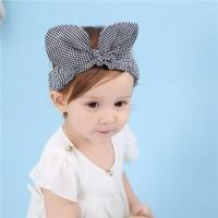Baby headband - bow style