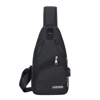 Tas Pria Selempang Kanvas Premium Import Smart Backpack B295