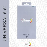 """COSTANZA ULTIMO UNIVERSAL 5,5"""" TEMPERED GLASS"""