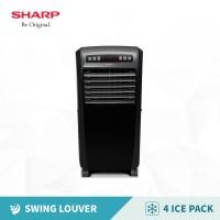 Sharp Air Cooler PJ-A55TY-B/W