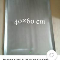 PANGGANGAN ROTI / BURGER / SOSIS UK 40x 60cm Bahan plat
