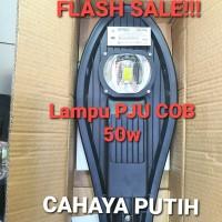 LAMPU JALAN 50 WATT/PJU COBRA 50W / LAMPU LED TAMAN JALAN 50 WATT 50 W