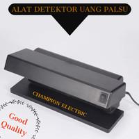 money detector / alat pendeteksi uang palsu 2 lampu Good Quality