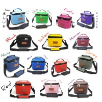 Cooler Bag Mini Free 3 Ice gel / CooletBag/ Tas Asi Cello Free 3 Ice