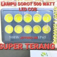 LAMPU SOROT LED 500 WATT GARANSI 1 TAHUN SOROT MANGKOK 500W 500 W