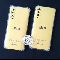 case mi 9 mi9 anti crack anti shock softcase casing
