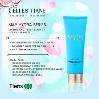 PEMBERSIH WAJAH PRIA   Celles Tiane M&Y Extract Hydra Cleanser ASLI