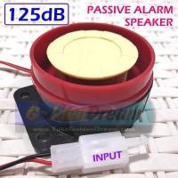 125dB Pasif Alarm Speaker SFN-55 Piezo Buzzer Sirene Emergency Warning