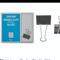 Binder clip 280