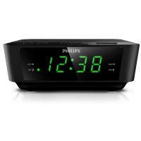 Digital Clock Radio Philips AJ3116 Jam Digital Philips AJ 3116 Radio