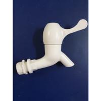 KRAN AIR TEMBOK / KRAN AIR PVC PLASTIK / KRAN ENGKOL TESON