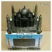 Taj Mahal India Miniatur Pajangan Koleksi Hadiah 7.5cm
