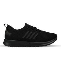 TOMKINS Aniara - All Black Sepatu Olahraga