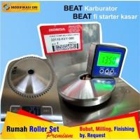 PULLEY BEAT RUMAH ROLLER BEAT Karburator BEAT Fi Starter Kasar