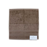 TERRY PALMER FACE TOWEL - ROYAL EGYPTIAN - BRANCHES TWO