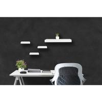 [Decorunic] Floating Shelf-Rak Dinding Minimalis ukuran 20,20,20,40 cm