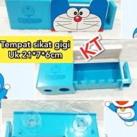 Best Seller Tempat Sikat Gigi Face Doraemon Harga Promo