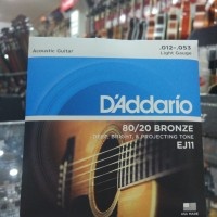 DAddario EJ11 - Senar Gitar Akustik
