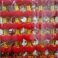 lampion tempel/hiasan/pernak pernik/barang/gantungan imlek/dekorasi