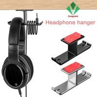 Universal Headphone Headset Hanger Wall Hook Earphone Stand Holder