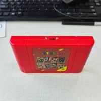 TERBARU DIY 340 in 1 Retro Super 64 Bit Game Card for N64 Video Game