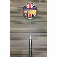 raket badminton proace stroke 316 original free tas, senar, kaos